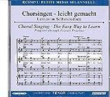Petite Messe Solennelle - CD