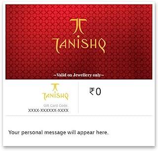 Tanishq Jewellery e-Gift Card