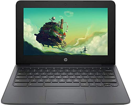 2021 Newest HP Chromebook 11.6' HD Laptop for Business and Student, Intel Celeron N3350, 4GB RAM, 32GB eMMC,...
