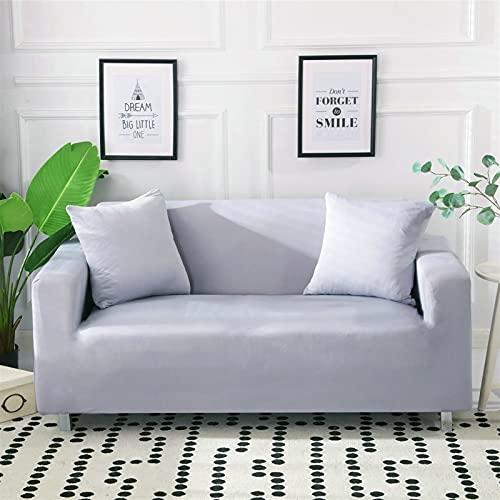 LIWENFU Cubierta de sofá para Sala de Estar Todo Incluido Elástico Stretch SOFE SlightCover Decoración del hogar 1/2/3/4 Seaver Sofá Cubiertas (Color : C25, Specification : 3seater 190 230cm)
