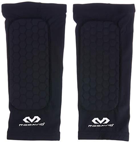 McDavid 651 Unterarmschutz mit HEX-Polsterung für Damen und Herren - Perfekt für Rugby oder andere Kontaktsportarten