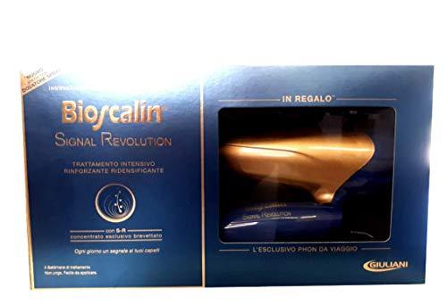 Bioscalin Cofanetto Signal Revolution Trattamento Intensivo + Phon Da Viaggio