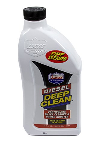 Lucas Oil Products LUC10873 Diesel Deep Clean Fuel Additive