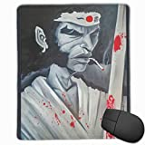 Afro Samurai Funny Washable Printed Stylish Office Gaming Gaming Mouse Pad