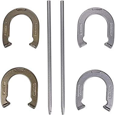 Triumph Forged and Steel Horseshoe Set Complete...