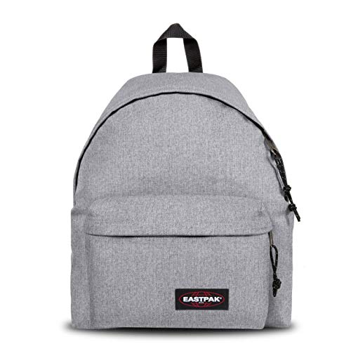 Eastpak Padded Pak'r Backpack, 40 cm, 24 L, Grey (Sunday Grey)