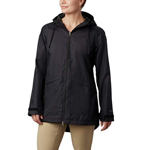 Columbia Women's Arcadia Casual Jacket , Black, Large