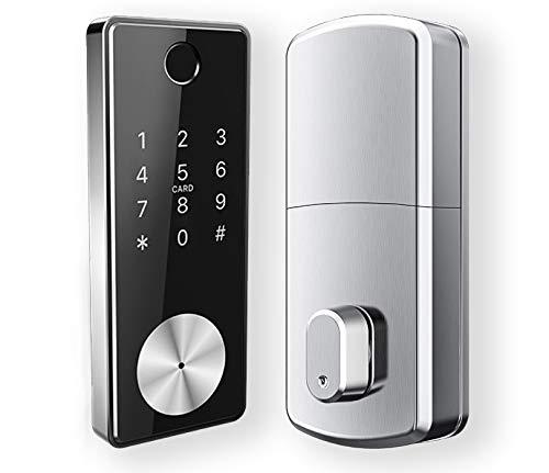 GOODLOCK Smart Door Lock Electronic Keyless