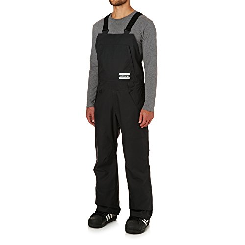 adidas Herren Snowboard Hose Snowboarding Glisan Bib Pants