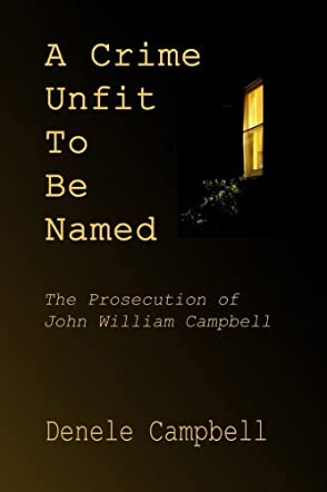 A Crime Unfit To Be Named