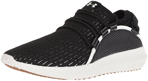 Under Armour Damen RailFit NM Cross-Trainer, Schwarz (Black/Ivory/Ivory Black/Ivory/Ivory), 42 EU