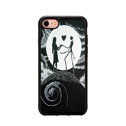 The Nightmare Before Christmas 7 Case,The Nightmare Before Christmas Case for Iphone 7 4.7' TPU Case