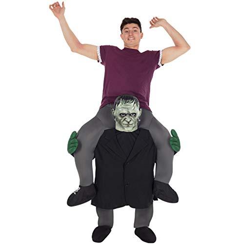 Morph Costumes Piggyback Monster Halloween Costumes Ride On Riding Scary Halloween Costumes For Adults