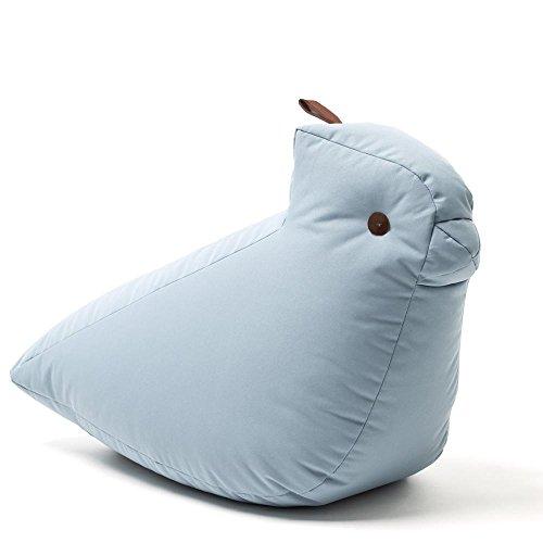 Sitting Bull - Sitzsack - Kindersitzsack - Vogel - PIEP - blau - 85 x 50 x 60 cm