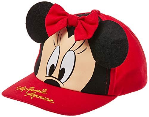 Bone - Minnie, Disney, Vermelha