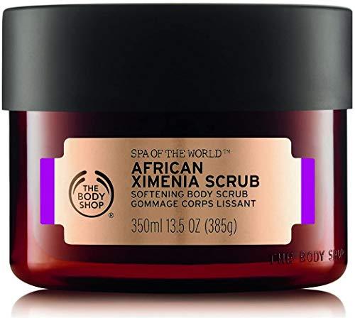 The body shop Body Shop Body Scrub African Ximen 350Ml - 1 Unidad