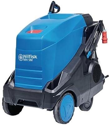 Nilfisk Gmbh High Pressure Cleaner MH 5M-200/960 Fax 200bar 960/900L/H 90/150Grad 7, 2kW 400V 50Hz by Nilfisk GmbH