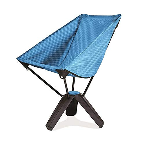 DSWHM Folding Outdoor Chair, Camping Chair,Lightweight Portable Folding Nylon Cloth Chair,Breathable Comfortable Stable Durable Sturdy,for Camping Trip Garden Park Beach