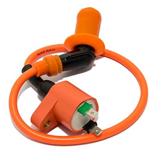Naraku 4250362410757 Ignition Racing Coil Racing V.2 high Output - 2 pins
