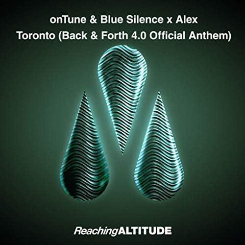 onTune, Blue Silence & Alex