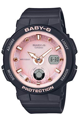 [カシオ] 腕時計 ベビージー BEACH TRAVELER BGA-250-1A3JF レディース