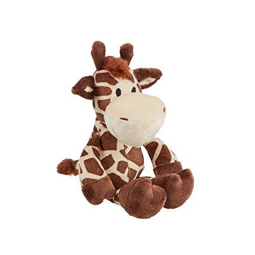 WOLTERS Plüschspielzeug Afrika ohne Quietsche versch. Motive, Motiv:Giraffe 26 cm
