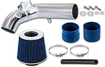 R&L Racing BLUE AIR INTAKE KIT FOR MITSUBISHI 08-14 Lancer 2.0L / 2.4L L4 N/A (Will not fit Evo or Ralliart)
