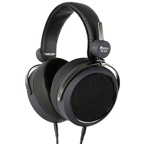 Drop + HIFIMAN HE4XX Planar Magnetic Over-ear Open-back Headphones,midnight-blue