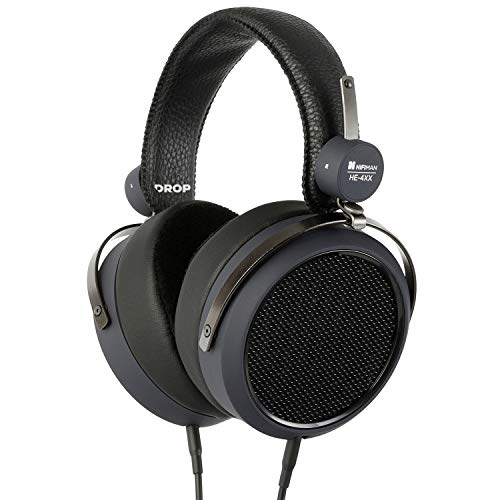 Drop + HIFIMAN HE4XX Planar Magnetic Over-ear Open-back Headphones