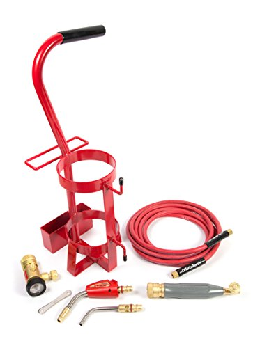 TurboTorch 0426-0011 TDLX2003MC Torch Kit Swirl, Air Acetylene