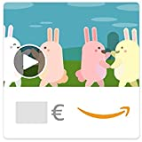 Cheque Regalo de Amazon.es - E-Cheque Regalo - Conejo Conga (animación)