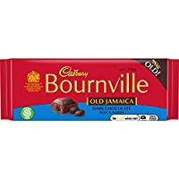 Cadbury Bournville Old Jamaica Dark Chocolate Bar 6 x 100g