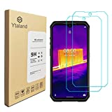 [2 Pack] Ytaland for Ulefone Armor 9 Armor 9E Screen Protector, Anti-Scratch Bubble-Free Tempered Glass film Screen Protector for Ulefone Armor 9E