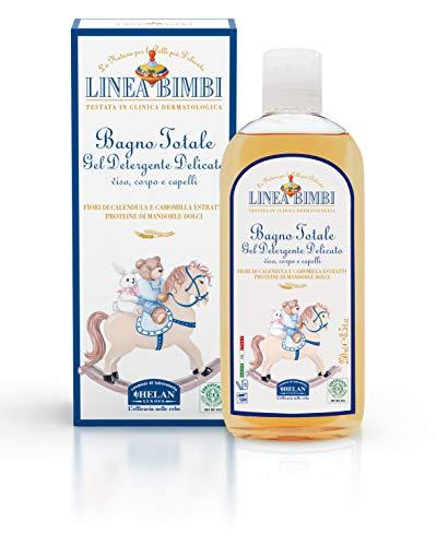 Helan - Linea Bimbi BIO Bagno Totale Gel Detergente - 250 ml