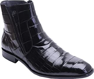Mezlan Mens Belucci Black Ankle Boot 3663