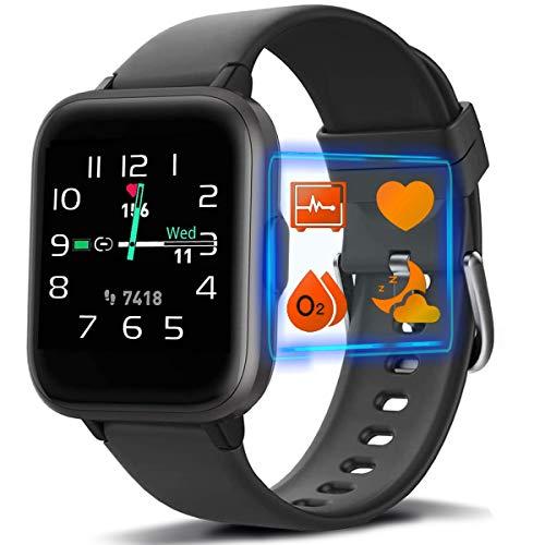 41Gh3TSdNRL. SL500  - CRATEC W7 Fitness Tracker, Smart