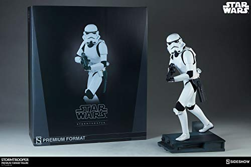 Sideshow Collectibles Star War Episode IV A New Hope Premium Format Stormtrooper Statue image