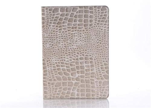 Stand Crocodile Grain flip Leather Case Cover for Ipad 2 3 4 Tablets Cases for ipad 4 ipad 3 ipad 2 + Screen Protector,Gray
