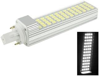Bombilla Luz horizontal LED de enchufe G24 COB LED LED H2E9ID