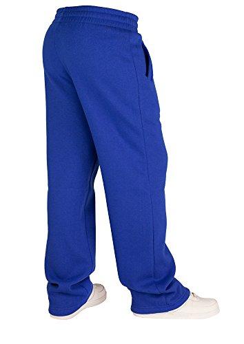 Urban Classics Loose-Fit Sweat Pantalon de Sport Femme, Bleu (Royal 00205), W26 (Herstellergröße: XS)