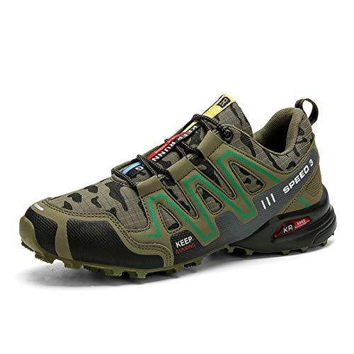 Mens Cycling Shoes, Road Bike Shoes Mountain Bike Bicycle MTB Shoes, Non-Slip and Breathable Casual Running Shoes