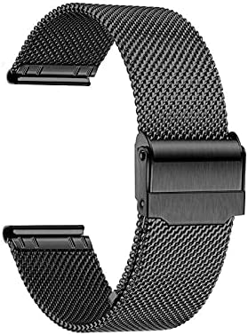 LBCS Soldering Stainless Steel Mesh Watch Quick S Band Release