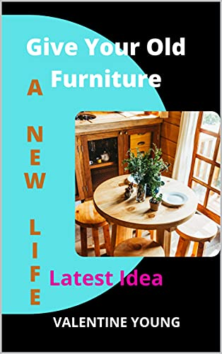 Give Your Old Furniture A New Life - Latest Idea (English Edition)
