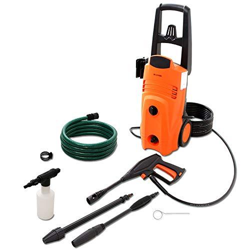アイリスオーヤマ 高圧洗浄機 FIN-801PE-D(50Hz 東日本専用)・FIN-801PW-D(60Hz 西日本専用) オレンジ 水圧 クリーナー 高圧 掃除機(568695) アイリスオーヤマ (送料無料)