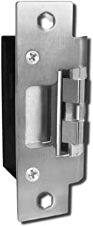 HES 8000-801A-630 Cylindrical Lock Electric Strike w/ 801A Option Faceplate