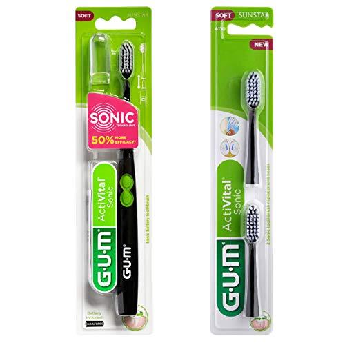 Cepillo de dientes a batería G.U.M ActiVital Sonic +