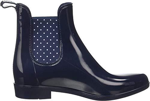 Regatta Mädchen Lady Harriett' Wellington Boot Low Gummistiefel, Blau (Navy/White Sand J76), 36 EU