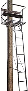 Big Dog Hunting 17.5' Red Tick Ii Treestand BDL-481 17.5' Red Tick Ii Treestand