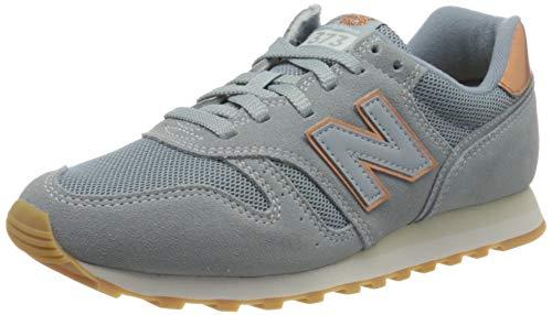 New Balance Damen 373v2 Sneaker, Blau (Blue Cb2), 40.5 EU