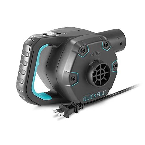 Intex Quick-Fill AC Electric Air Pump, 110-120V, Max. Air Flow 1,100 L/min
